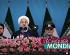 L'ÉCHIQUIER MONDIAL. Iran : touché mais pas coulé