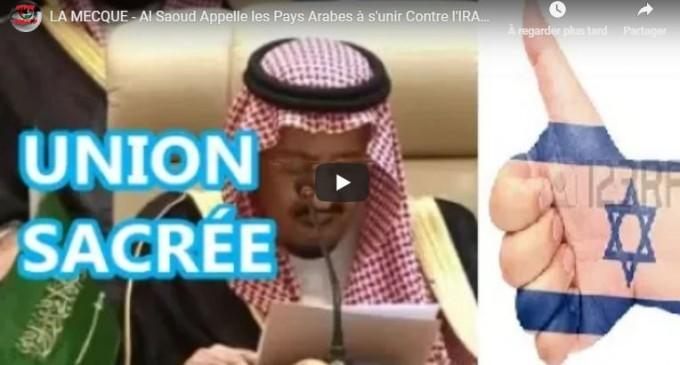 [Vidéo] | A La Mecque, Riyad espère mobiliser le monde arabe contre l'Iran