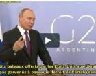 [Vidéo] | Poutine se moque de l'invraisemblance des films de guerre d'Hollywood