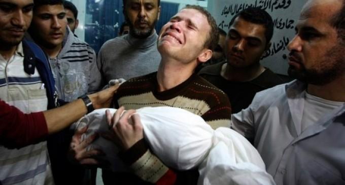 ISRAËL ET L'ARABIE SAOUDITE SUR LA LISTE DE L'ONU DES RÉGIMES TUEURS D'ENFANTS