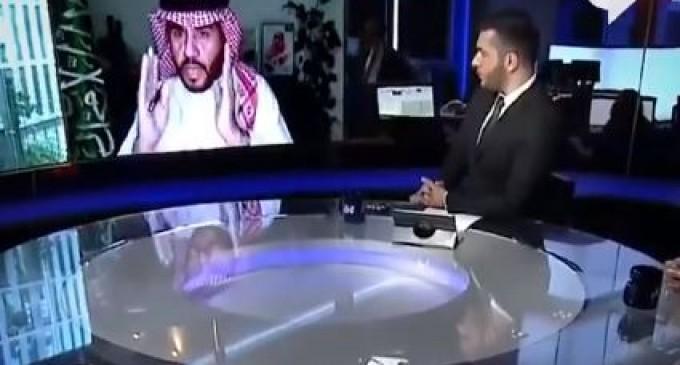 Un analyste saoudien : Abdelhamid el-Ghaban depuis Ryad supplie l'entité sioniste à travers une chaine arabe d'aider l'Arabie saoudite dans une frappe militaire associée contre l'Iran