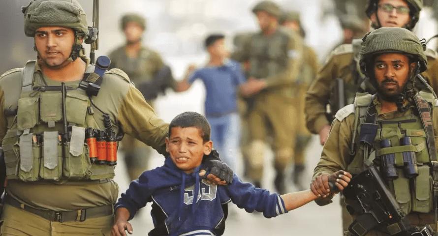enfants tué par israel