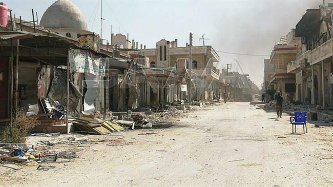 La Syrie déclare officiellement la libération de Khan Shaykhun1