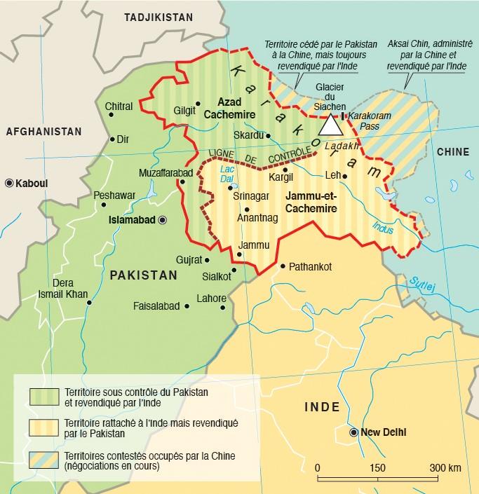 Les Musulmans et le Cachemire