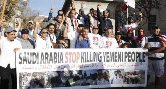 URGENT : 60 morts et 100 blessés dans de nouvelles frappes saoudiennes contre une prison à Dhamar au Yémen