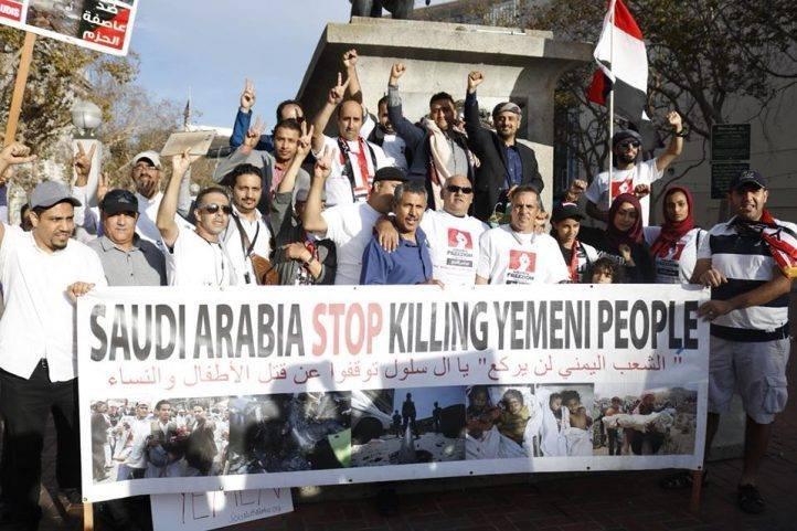 60 morts et 100 blessés dans de nouvelles frappes saoudiennes contre une prison à Dhamar au Yémen