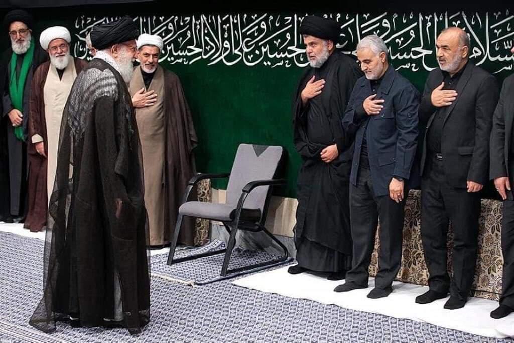 Guide suprême de la Révolution islamique, l'ayatollah Khamenei commémore l'Achoura 3