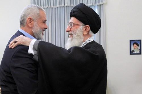 Ismail Haniyeh S'adresse, dans une lettre, à l'Imam Khamenei