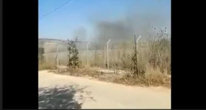 URGENT EN VIDEO | LE HEZBOLLAH DÉTRUIT UN VÉHICULE ISRAÉLIEN DANS LE NORD DE LA PALESTINE