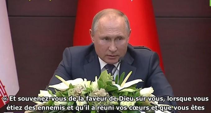 Poutine à propos du Yémen: l'Arabie Saoudite devrait appliquer les préceptes du Coran et acheter des S-300