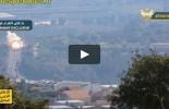 Vidéo   Le Hezbollah diffuse la vidéo de son opération contre un blindé israélien