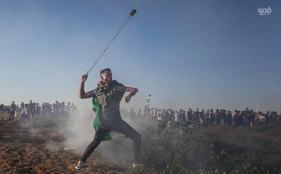 1 martyr, 11 blessés, le dernier bilan de l'agression sioniste lors de la Grandeé