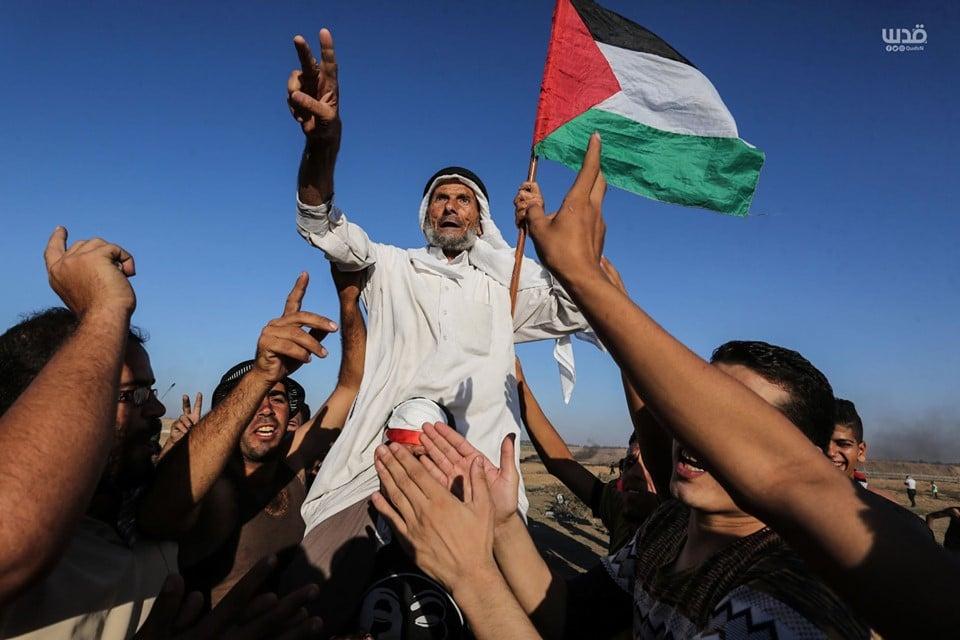 1 martyr, 11 blessés, le dernier bilan de l'agression sioniste lors de la Grande1