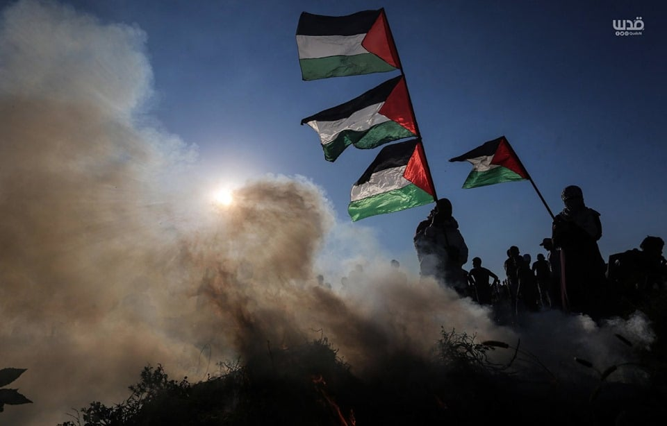1 martyr, 11 blessés, le dernier bilan de l'agression sioniste lors de la Grande3