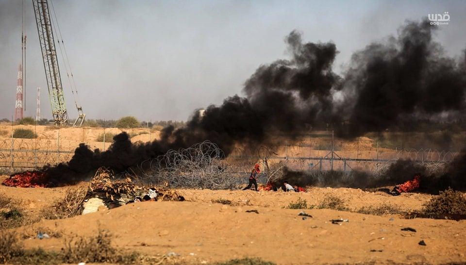 1 martyr, 11 blessés, le dernier bilan de l'agression sioniste lors de la Grande5