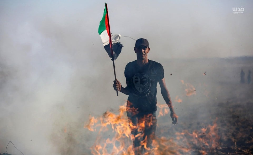 1 martyr, 11 blessés, le dernier bilan de l'agression sioniste lors de la Grande6