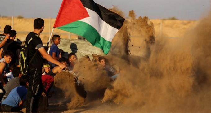 1 martyr, 11 blessés, le dernier bilan de l'agression sioniste lors de la Grande Marche du Retour