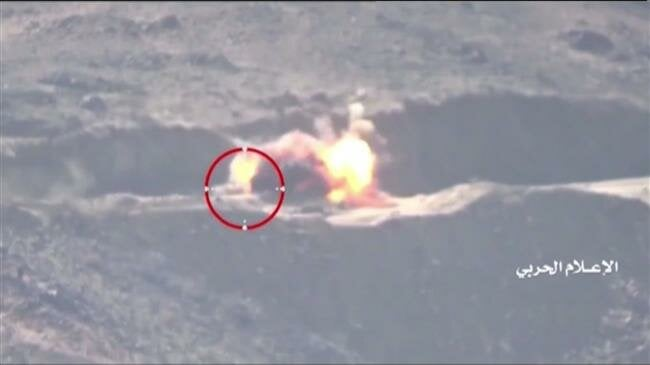 3 bases saoudiennes de plus de 150 km2 prises lors de la 2ème phase de l'offensive de Najran1