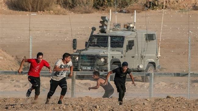 Des dizaines de personnes manifestent dans le nord de Gaza pour demander la levée totale du blocus1