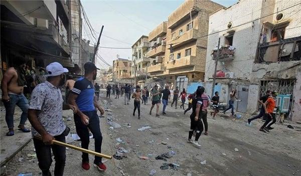 Troubles irakiens 79% des Hashtags proviennent d'Arabie saoudite !!!