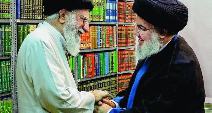 EXCLUSIF : Une nouvelle photo montre la récente rencontre de Sayyed Nasrallah avec l'Imam Khamenei