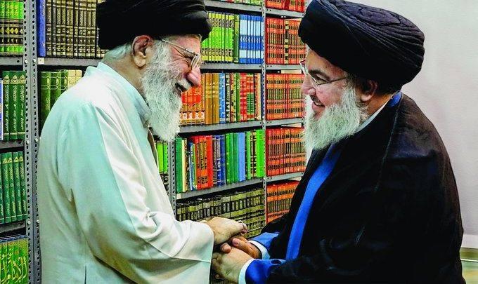 Une nouvelle photo montre la récente rencontre de Sayyed Nasrallah avec l'Imam Khamenei