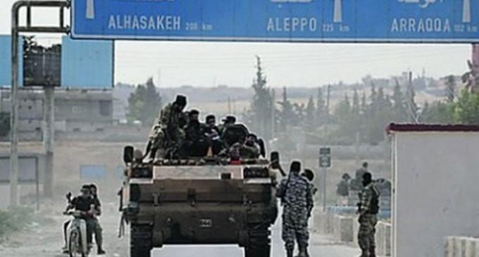 L'armée syrienne pénètre dans une ville du nord-est de Hasakah