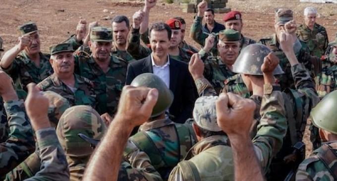 L'armée syrienne reprend l'offensive dans le sud-est d'Idlib et s'empare d'une nouvelle ville