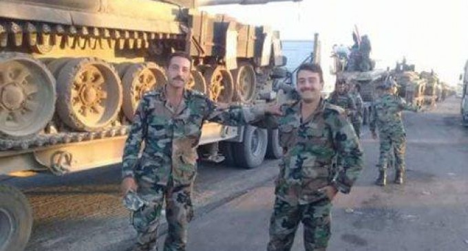 L'armée syrienne se déploie dans l'est de Qamishli pour la première fois depuis 2012