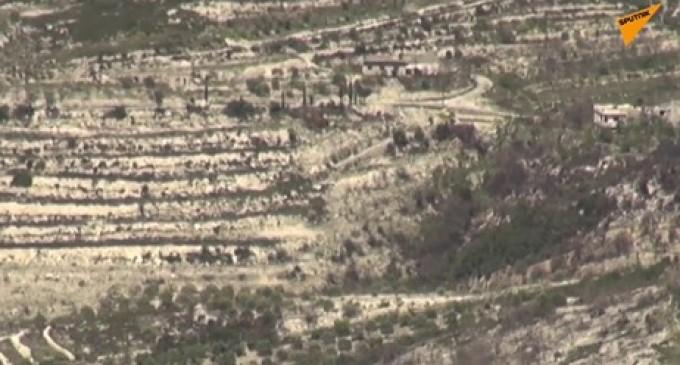 VIDÉO : L'armée syrienne s'empare de collines stratégiques au milieu de violents affrontements avec des djihadistes près de Kabani