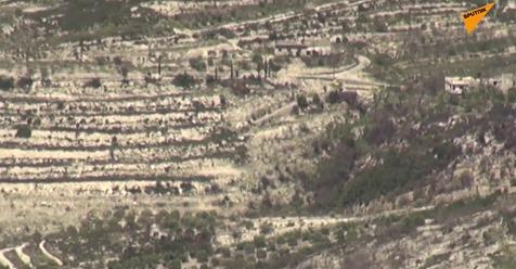 L'armée syrienne s'empare de collines stratégiques au milieu de violents affrontements avec des djihadistes près de Kabani