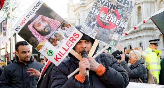 Le régime saoudien a annoncé des pourparlers avec Sanaa pour mettre fin à la guerre