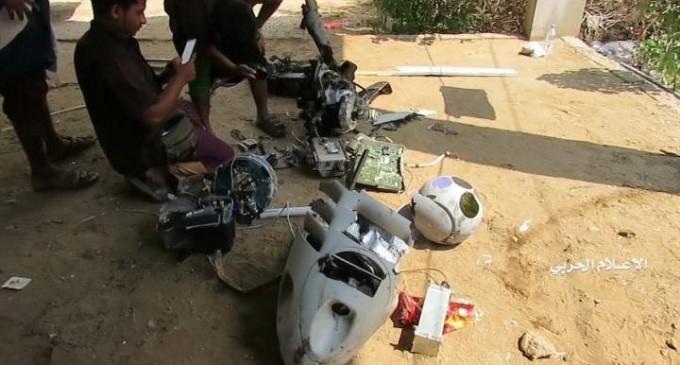 Les forces yéménites abattent un drone espion près de Najran