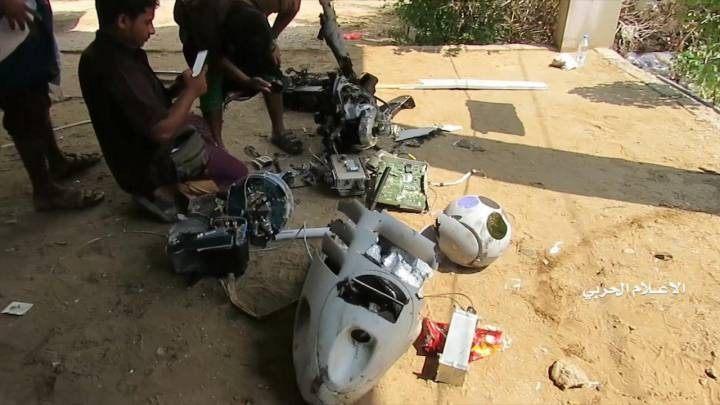 Les forces yéméni