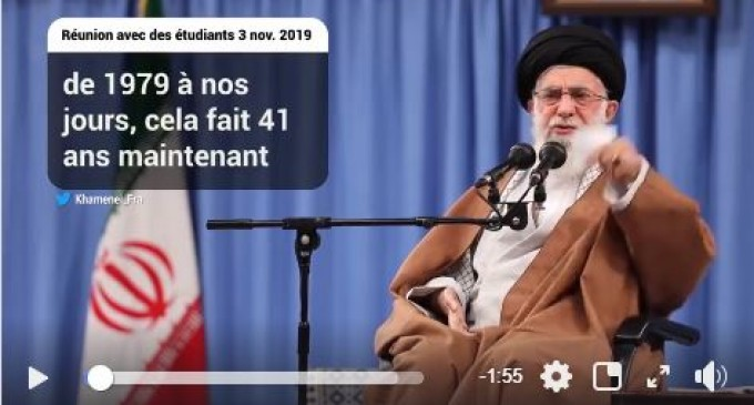L'Imam Khamenei : «Nous avons réussi à coincer les États-Unis dans le ring, à certaines occasions»