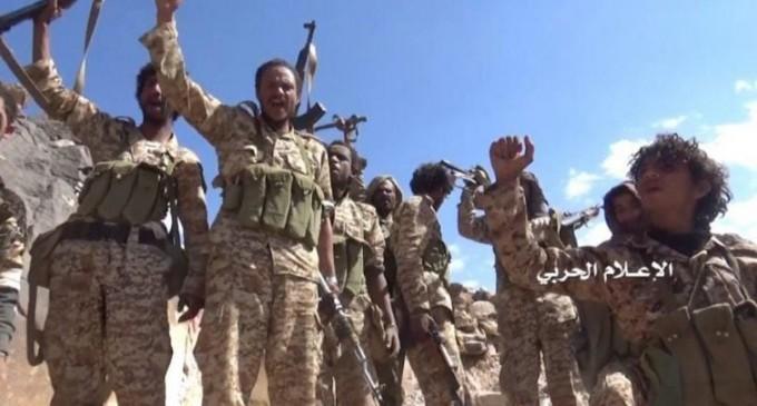 Les forces du Hezbollah yéménite abattent un drone d'espionnage américain dans le sud-ouest de l'Arabie saoudite