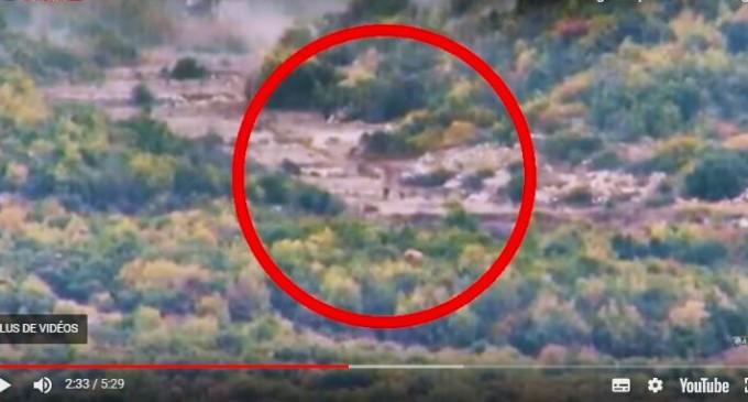 Images exclusives : l'armée arabe syrienne frappe les djihadistes tuant plusieurs d'entre eux à Lattaquié