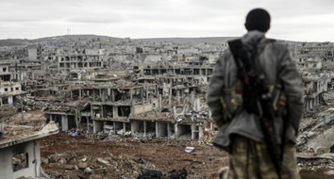 Ils veulent détruire la Syrie et l'Irak (1)