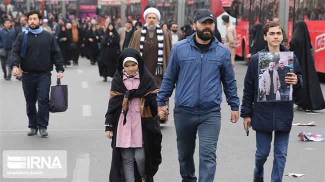la prière du vendredi dirigée par le Guide suprême de la Révolution Islamique12