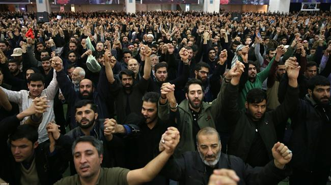 la prière du vendredi dirigée par le Guide suprême de la Révolution Islamique5