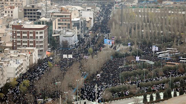 la prière du vendredi dirigée par le Guide suprême de la Révolution Islamique_