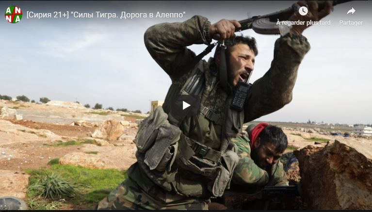 Des images exclusives des avancées de l'Armée syrienne à travers Idlib et Alep