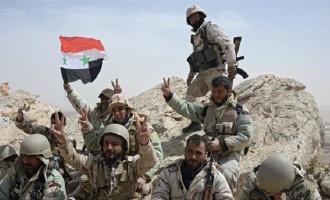 L'armée syrienne libère 2 villages clés dans l'ouest d'Alep