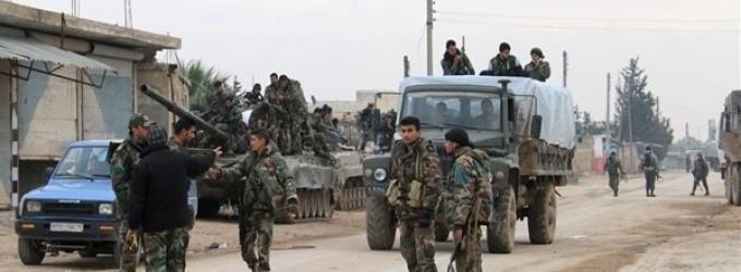 L'armée syrienne libère 3 nouvelles villes dans l'ouest d'Alep et 660 terroristes tués en 20 jours