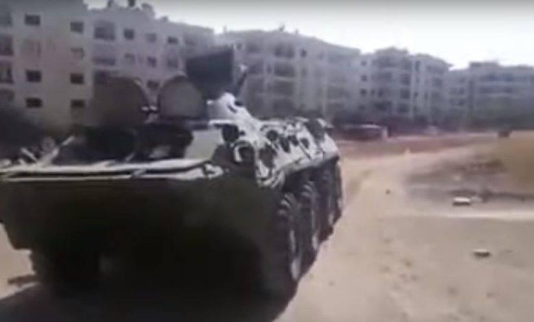 L'armée syrienne prend officiellement le contrôle de la grande région d'Alep alors que tous les terroristes se retirent vers l'ouest