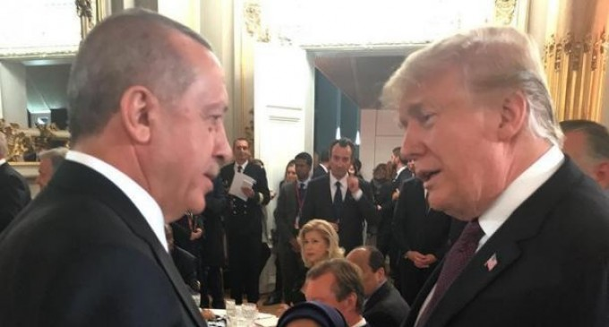 La Turquie est en guerre (1)