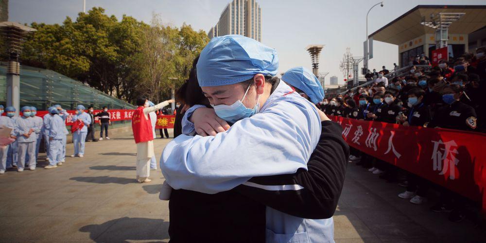 48 heures se sont écoulées ... et aucun cas local de coronavirus en Chine