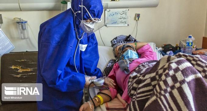 """Vice-ministre de la Santé : """"Plus de 5 979 patients atteints du coronavirus guéris en Iran"""""""