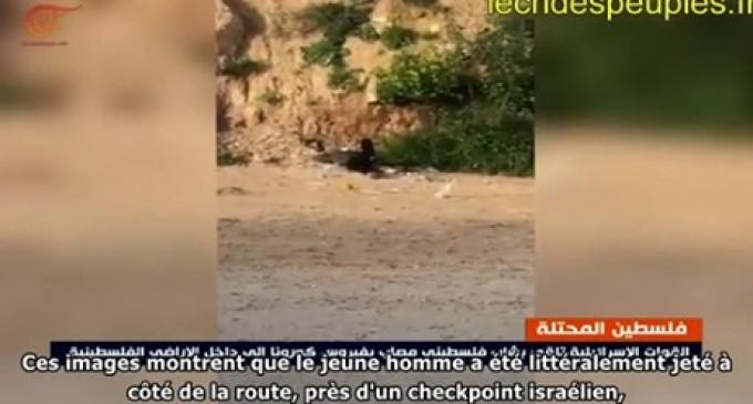 «Comme un sac d'ordures» : Tsahal jette un ouvrier arabe atteint du Covid-19 en territoire palestinien