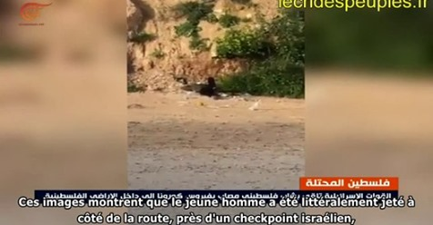 Tsahal jette un ouvrier arabe atteint du Covid-19 en territoire palestinien